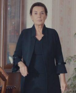 sultan siyah ceket