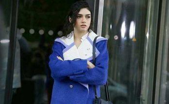 seher mavi ceket