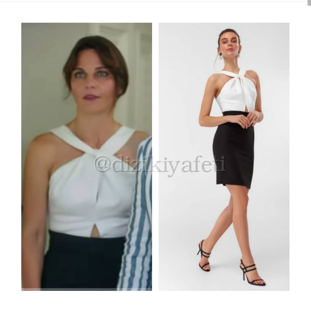 Kalp atışı dizisi elbise kıyafet modelleri